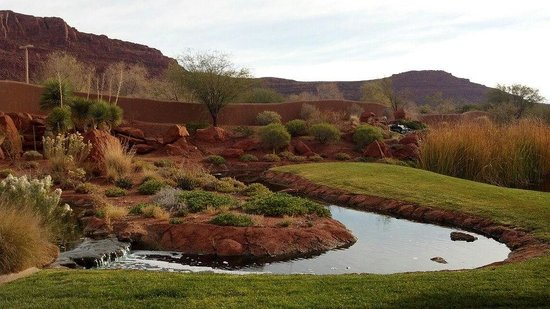 The Inn at Entrada : View from patio