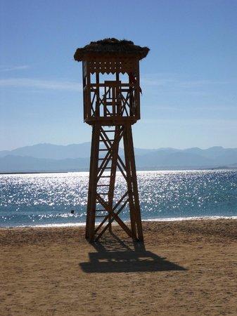 Kempinski Hotel Soma Bay : Strandturm