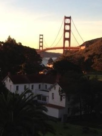 Cavallo Point: View from our room (2103)