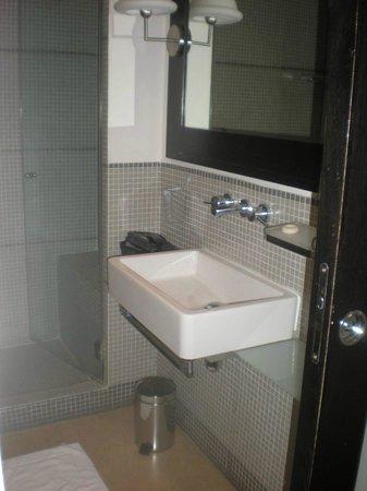 Residenza A: Salle de bain