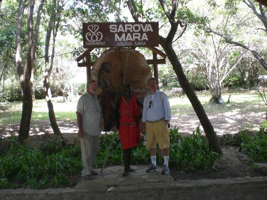 Sarova Mara Game Camp: prima di partire