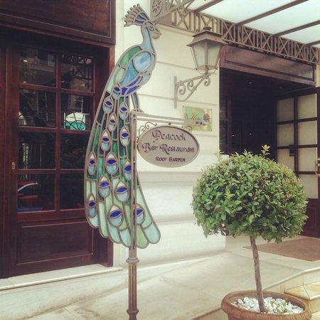 Hera Hotel: Restaurant