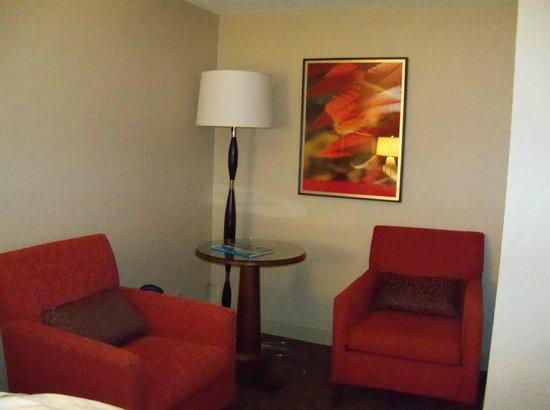 Sheraton Le Centre Montreal Hotel: Room