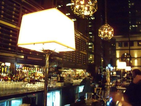Le Centre Sheraton Montreal Hotel: Lounge