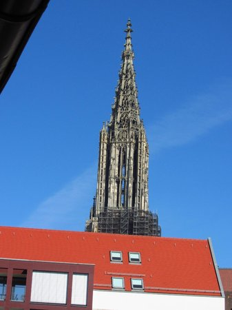 Hotel am Rathaus: View from the hotel