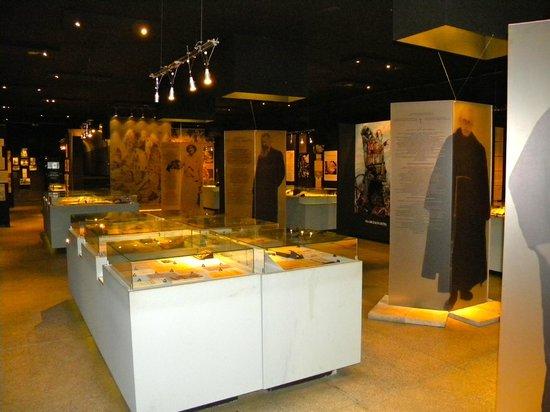 Pawiak Prison Museum: Inside Pawiak Museum