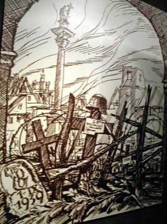 Pawiak Prison Museum: Warsaw suffering during German occupation