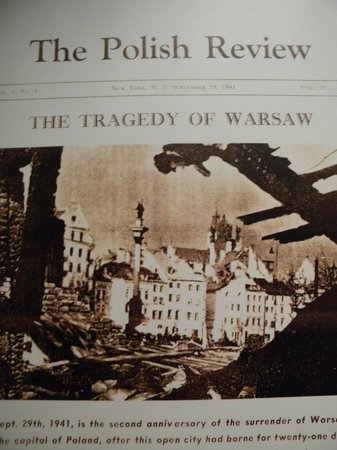 Pawiak Prison Museum: The Tragedy of Warsaw - The Polish Review