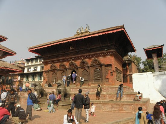 Piazza Hanuman Dhoka: Durbar Square, Kathmandu, Nepal