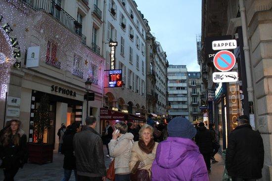 Caumartin 64: Rue de Caumartin