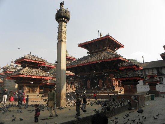 Hanuman Dhoka Meydanı: Durbar Square, Kathmandu, Nepal