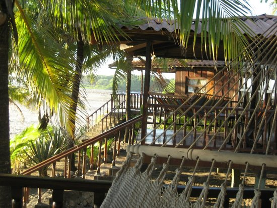 Redwood Beach Resort From Cabana 2 Porcch