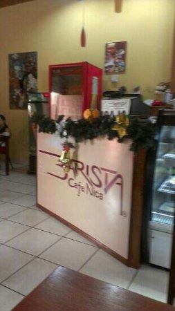 Barista Cafe Nica