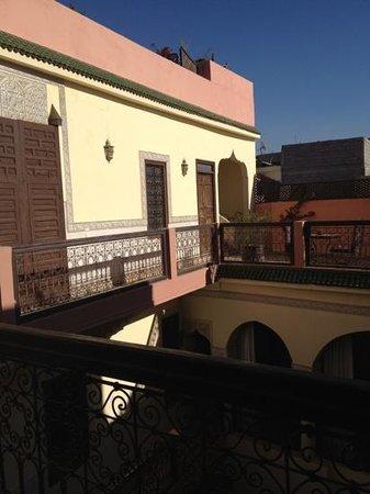 Riad Sidi Ayoub : Top of Riad