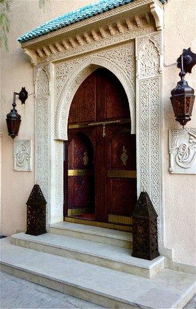 Demeures d'Orient: Entrance