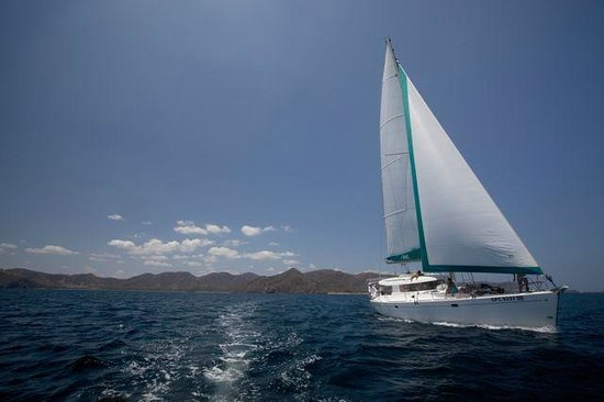 Playa Panama, Costa Rica: sailing tours spirit of the ocean playa del coco costa rica