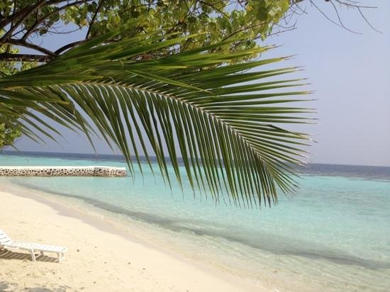 VOI Maayafushi Resort: semplicemente meraviglioso