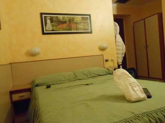 Casa Mia Hotel: Letto
