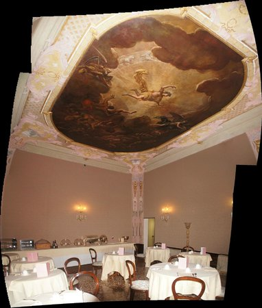 Ca' Sagredo Hotel: The breakfast room