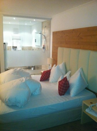Hotel Laurin Small&Charming: De Luxe Room