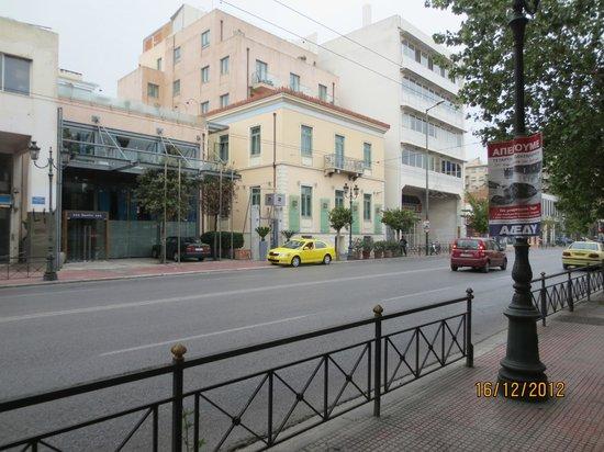 Eridanus Hotel: Hotel