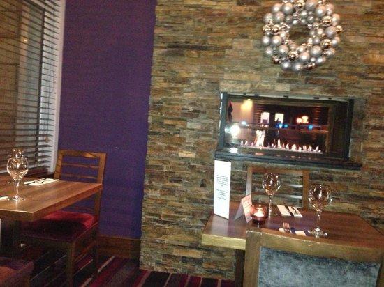 Restaurant in Horizon hotel