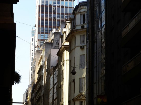 Regal Pacific Hotel Buenos Aires: City view of Buenos Aires