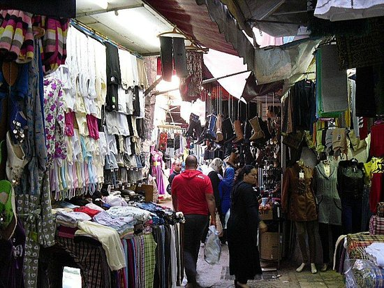 Ancienne Medina : Anything can be bought here!