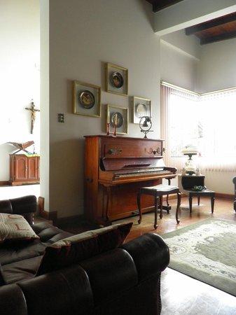 Hostal Maria Jose: Sala de estar