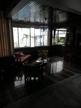 Hostal Maria Jose: Hall del hostal