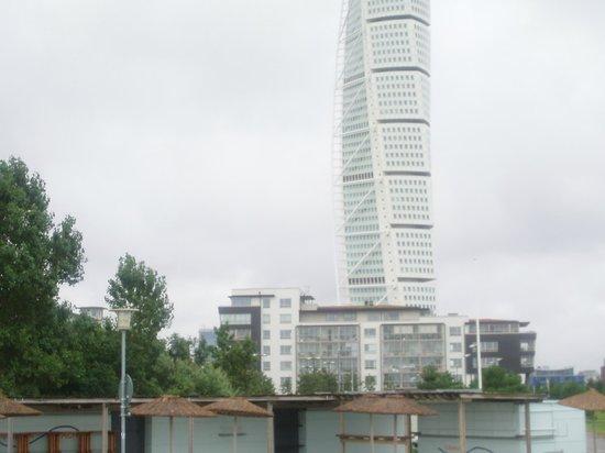 Elite Plaza Hotel Malmo: la torre