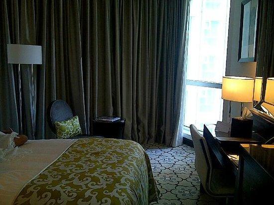 Swissotel Makkah: Room on 16th floor