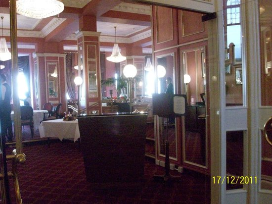 Hallmark Hotel Bournemouth Carlton : Dining Room Restaurant