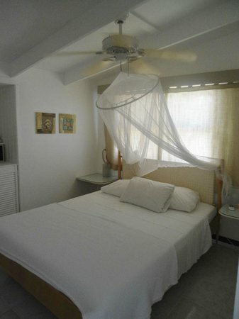 Sorobon Beach Resort: Bedroom