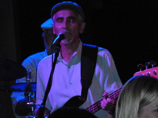 Fleetwood's on Front Street: Mick Fleetwood's Lead Guitarist Rockin' and Singing the Blues!