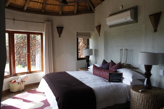 ‪‪Madikwe Safari Lodge‬: room‬