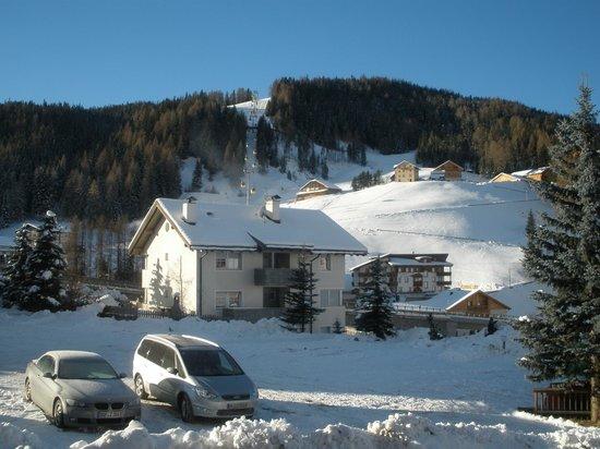 Mountain Nature Hotel Stores: vista dalla camera