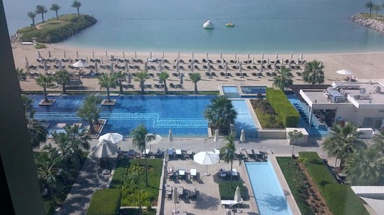 Fairmont Bab Al Bahr: My view