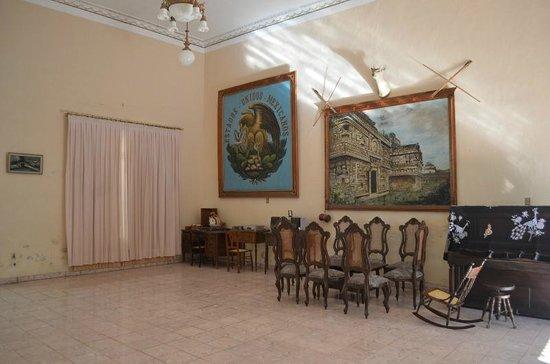 คาซา ดอน อัลเฟรโด: The front room