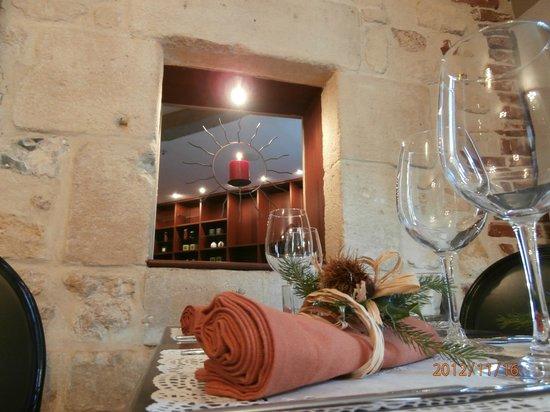 Touques, Francia: restaurant bon thé bonheur