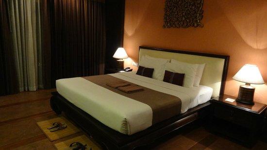 โรงแรม เดอะ ริม เชียงใหม่: La chambre
