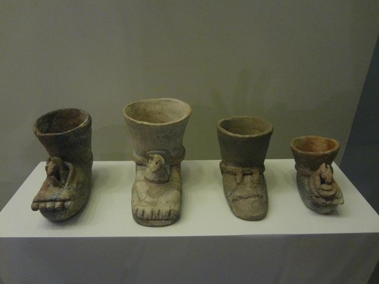 Museo Maya de Cancun: Arte en el museo