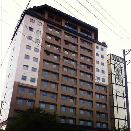 Takayama Ouan: Hotel Exterior