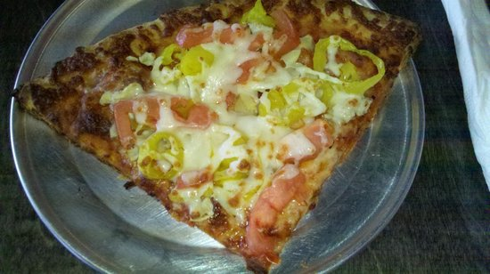 Pepperoni's Gourmet Pizza - Black Mountain: $2.50 lunch slice