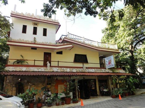 Hotel Xibalba: lovely hotel