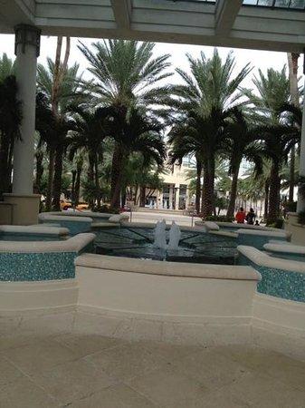 Loews Miami Beach Hotel: discesa verso la piscina