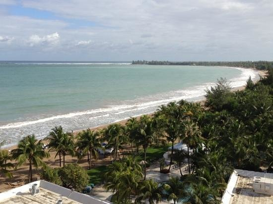 Courtyard by Marriott Isla Verde Beach Resort: view from room