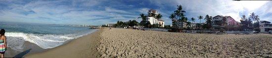 بوينافينتورا جراند هوتل آند سبا: zona de playa en 360º