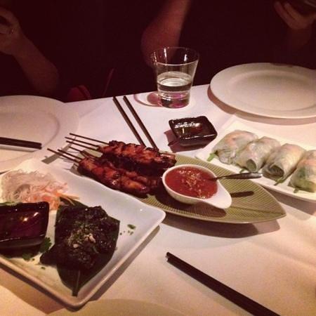 Naga Restaurant & Bar: starters