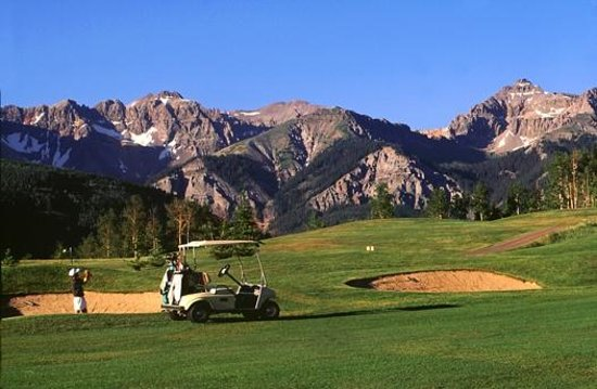 Fairmont Heritage Place, Franz Klammer Lodge: Telluride Golf Course